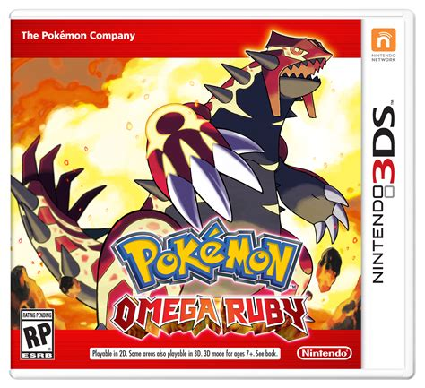Omega Ruby | hoenn remakes confirmed pok 233 mon omega ruby alpha