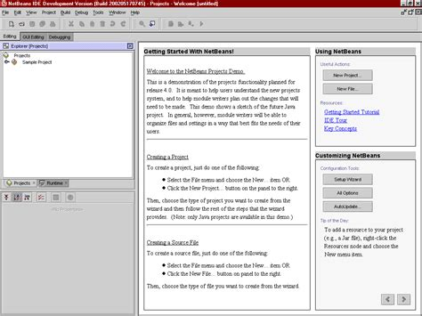 video tutorial java netbeans 10 best java ides of all time
