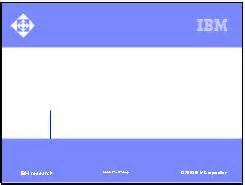 Ibm之经典 公司行业ppt模板免费下载 无忧ppt Ibm Powerpoint Template