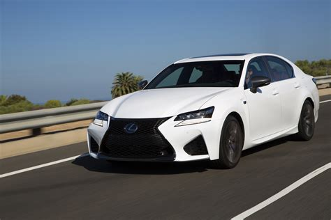 lexus can can the lexus gs f compete with the bmw m5