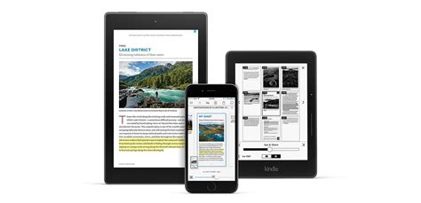amazon kindle app amazon kindle app gets updated for ios android mac and