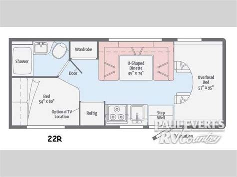 mercedes homes floor plans 2006 winnebago minnie winnie 22r rvs for sale in fresno california