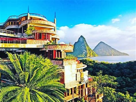 Jade Mountain, St Lucia, Book Now with Tropical Sky