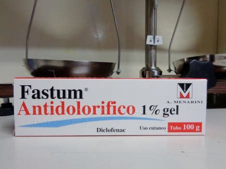 antidolorifico da banco fastum antidolorifico gel 100 grammi 1 diclofenac su