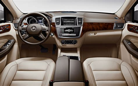benz jeep inside mercedes 350 ml features autos post