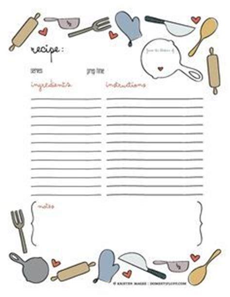Kostenlose Rezeptvorlagen Die Besten 17 Ideen Zu Kochbuch Vorlage Auf Kochb 252 Cher