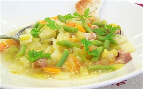 recette potage cultivateur 750g
