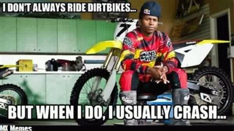 Bike Crash Meme - motocross memes dirt bike pictures video thumpertalk