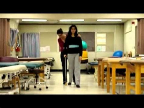 gait pattern youtube modified 4point and 2point gait pattern youtube