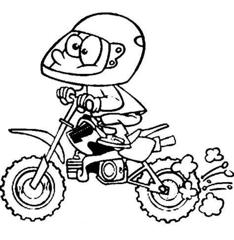 cartoon motorcycle coloring pages 72 best images about transportation coloring pages on