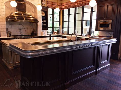 1000 images about pewter countertops la bastille on