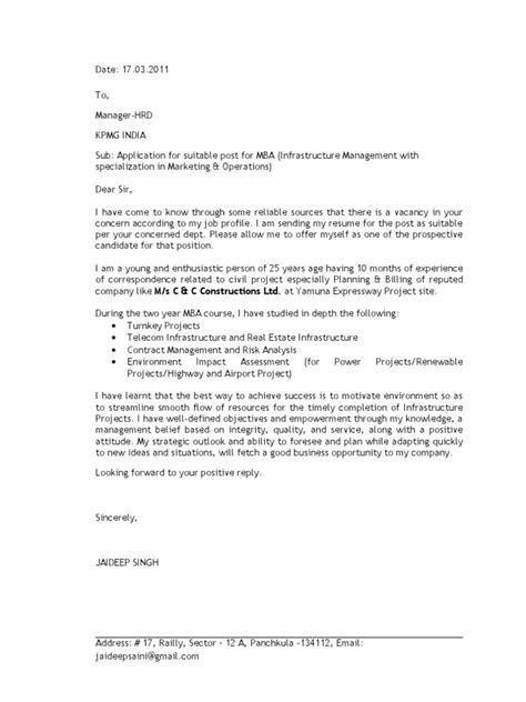 Kpmg Audit Associate Cover Letter by Cover Letter Format Kpmg Drugerreport732 Web Fc2