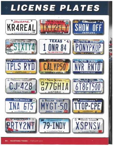 personalized license plates ideas car interior design