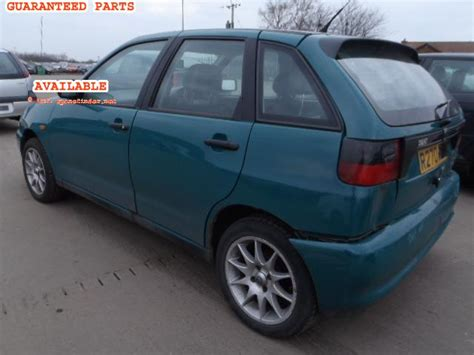 1997 seat ibiza photos informations articles
