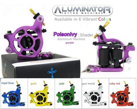 zto tattoo machine review poison ivy tattoo machine aluminator series tattoo
