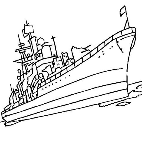 war boat drawing 21 printable boat coloring pages free download
