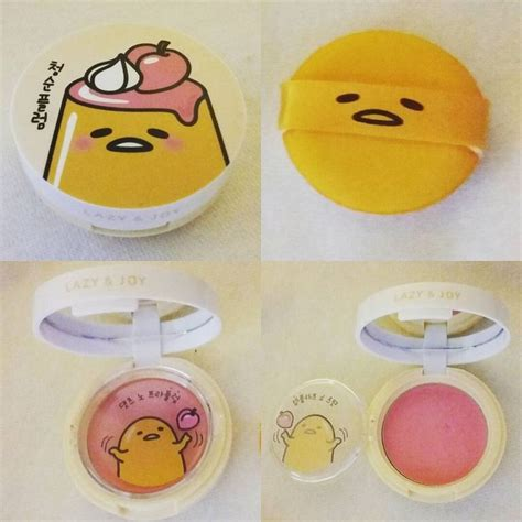 Eyeshadow Holika my new holika holika gudetama blush makeup holikaholika
