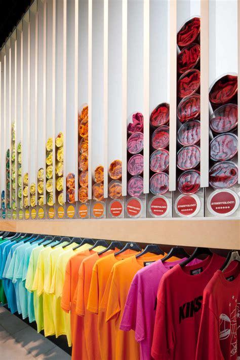 t shirt shop layout streetology by facet studio sydney 187 retail design blog