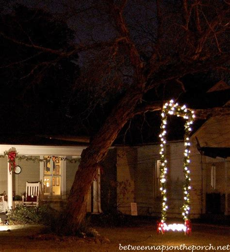 christmas decorations led tree from love actully decorating ideas for porches doors and windows