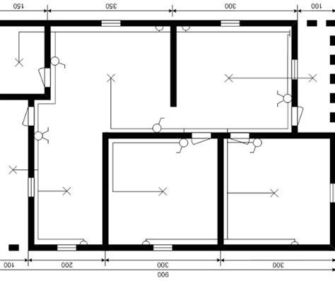 layout jaringan yang paling sederhana tahapan pemasangan instalasi listrik rumah rumah