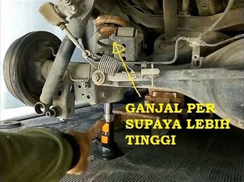 Karet Peredam Per Mobil Pacira Otomotif Spesialis Bengkel Kaki Kaki Mobil