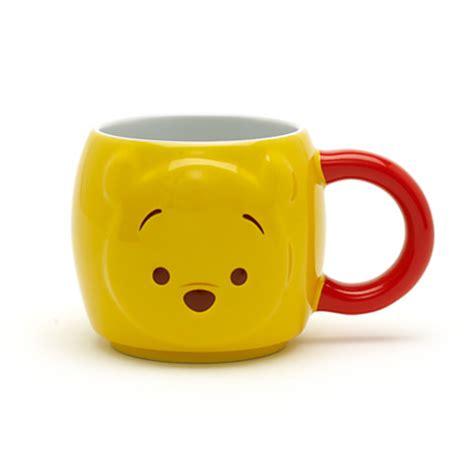 Mug Winnie The Pooh Mini Kuning tsum tsum winnie the pooh mug homeware disney store