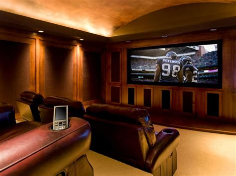 home theater ideas design ideas  home theaters