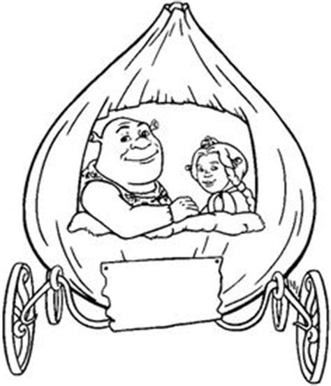interactive princess coloring pages shrek fiona on princess fiona shrek and