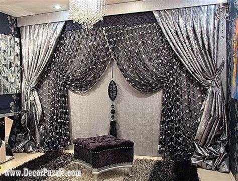 black and silver kitchen curtains best 25 black and silver curtains ideas on