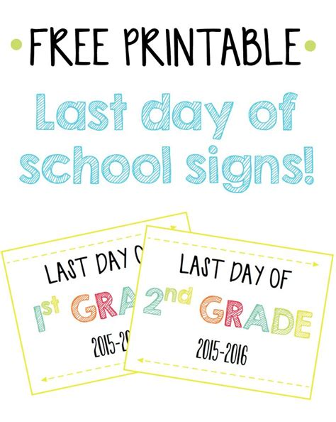 printable free sign 9 best images about printables on pinterest first day of