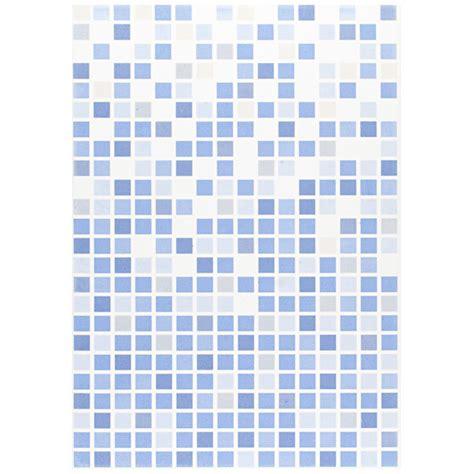 azulejo quadriculado revestimento de parede borda arredondada brilhante vitral