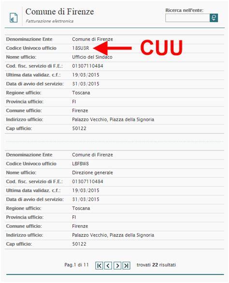 codice ufficio la guida per cercare il codice univoco ufficio e trovarlo