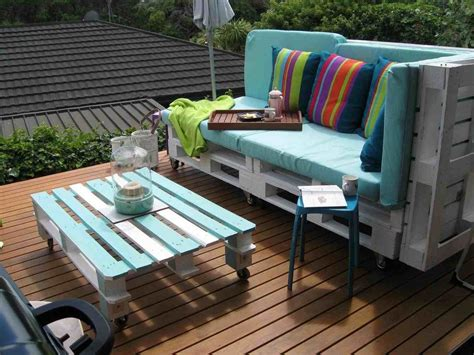 garden pallet patio furniture cushions ideas diy pallet