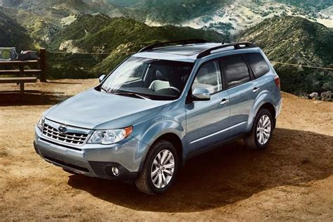used subaru forester 2011 subaru forester used car review autotrader