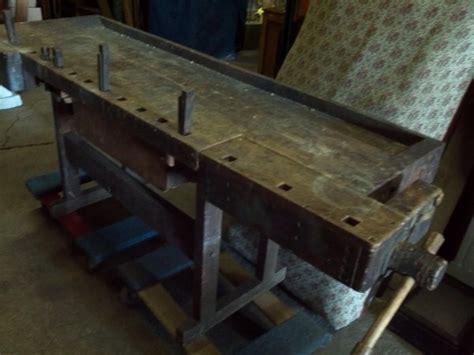 antique workbench obnoxious antiques