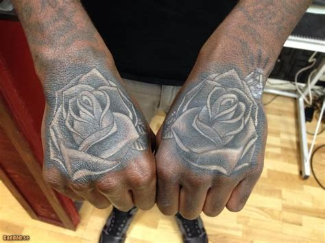 colored tattoos on dark skin tattoos on skin tattooic