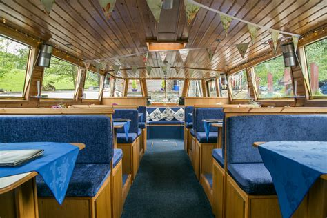 canal boat cruises corporate restaurant hire canal boat cruises