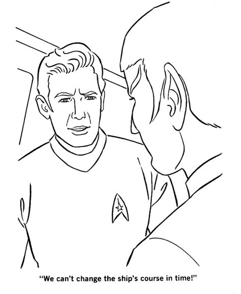 star trek coloring pages star ship enterprise tv and movie