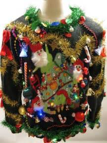 how to make a tacky sweater with lights 10 sweaters you to see to believe