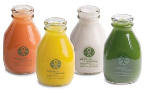 Organic Avenue Juice Detox by Here S What It S Like To Do An Organic Ave Juice Cleanse
