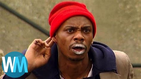 Moment Top top 10 dave chappelle moments