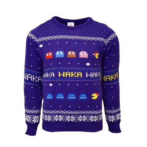 Sweater Pacman 2 official pac jumper sweater free uk
