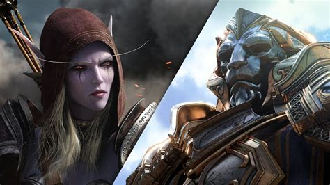 world  warcraft battle  azeroth trailer cinematico youtube