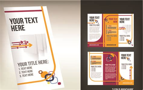 Tri Fold Brochure Template Illustrator Free Csoforum Info 3 Panel Brochure Template Illustrator