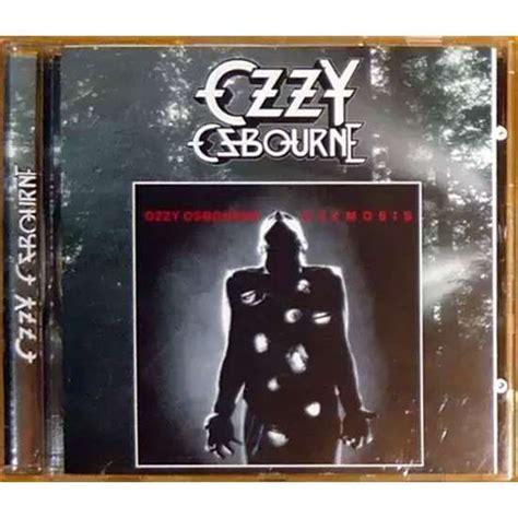 Cd Ozzy Osbourne Ozzmosis ozzy osbourne ozzmosis records lps vinyl and cds musicstack