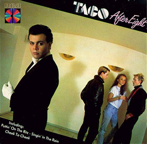 taco puttin on the ritz mp taco puttin on the ritz 1983 80西洋音樂營 隨意窩 xuite日誌