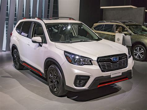 2020 Subaru Suv by 2020 Subaru Forester Redesign Release Date Changes