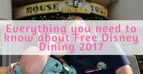 free disney dining 2017 emmadrew.info