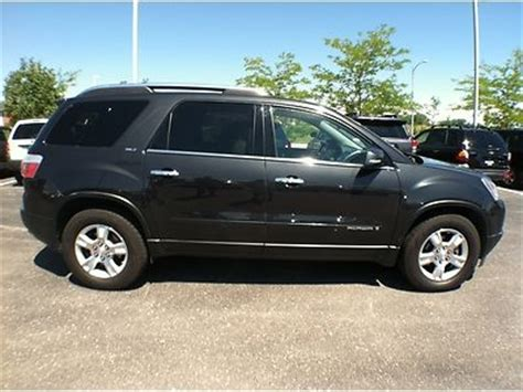 old car owners manuals 2007 gmc acadia seat position control service manual how things work cars 2007 gmc acadia seat position control buy used 2007 gmc