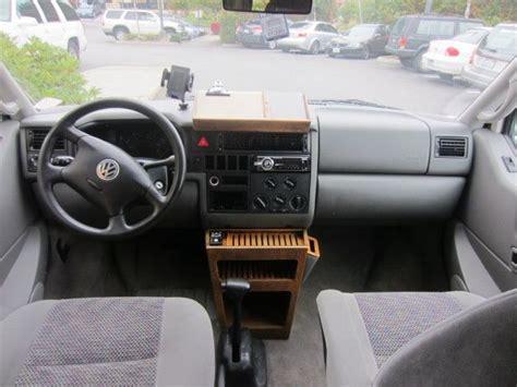 volkswagen eurovan cer interior 55 best vanagon images on pinterest caravan cer